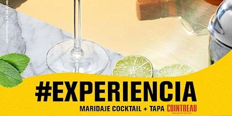 EXPERIENCIA MARIDAJE EN HOTEL HYATT (DEL 27 DE SEPTIEMBRE AL 3 DE OCTUBRE) entradas