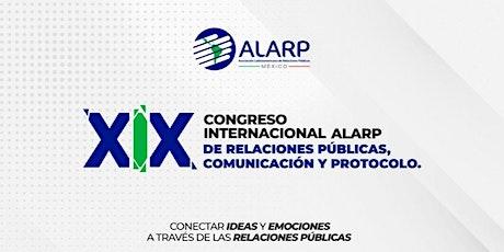 XIX Congreso Internacional de RP, Comunicación y Protocolo entradas