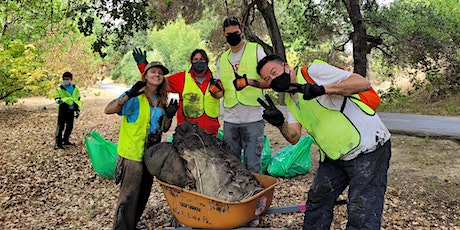Spooktacular Creek and Trail Cleanup!! tickets