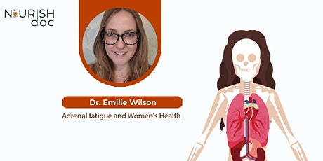Adrenal fatigue and Women's Health tickets