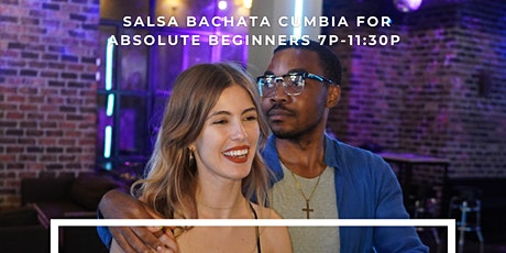 Meet & Dance Monday! Salsa Bachata for Absolute Beginners in Houston tickets