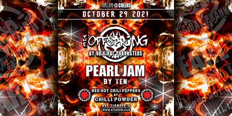 Halloween Costume Party OffSpring / Pearl Jam / Red Hot Chili Peppers tickets