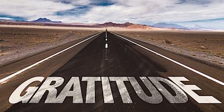 Cultivating An Attitude of Gratitude   Virtual Brain Health Center tickets