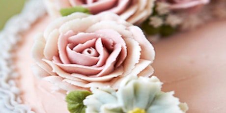 Online Class: Cake Decorating 101 tickets