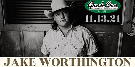 Jake Worthington tickets