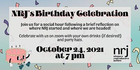 We are having a birthday celebration! tickets