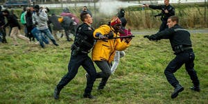 POLICING THE CRISIS - DEFEND THE RIGHT TO PROTEST...