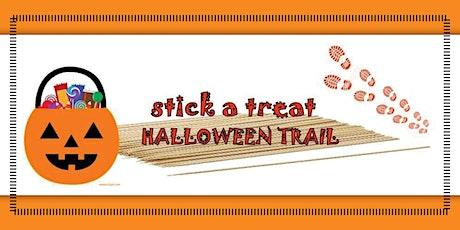 Stick-a-Treat Halloween Trail tickets