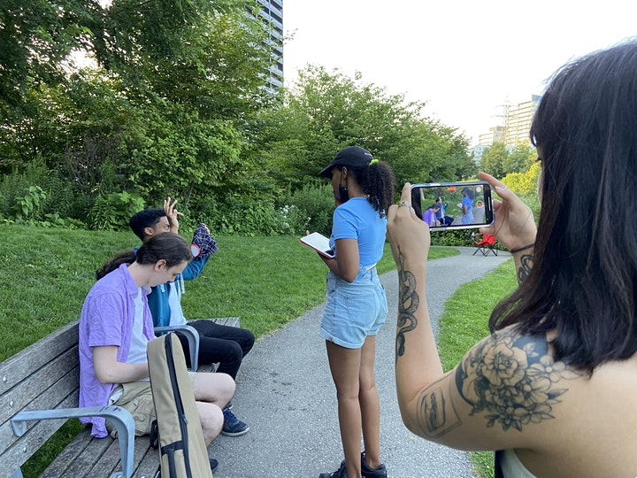Kick Start Arts Presents Ignition! A Regent Park Project Virtual Fundraiser image