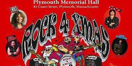 ROCK 4 XMAS 25th Anniversary tickets