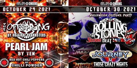 Halloween Costume Parties Friday & Saturday Discount Ticket tickets