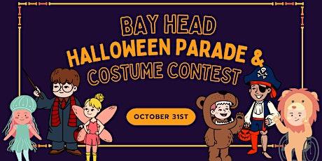 Bay Head Halloween Parade &  Costume Contest tickets