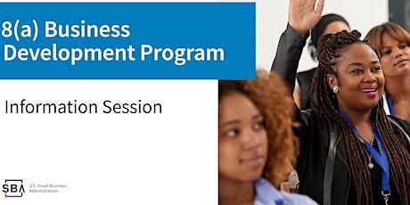 8(a) Business Development (BD) Program tickets