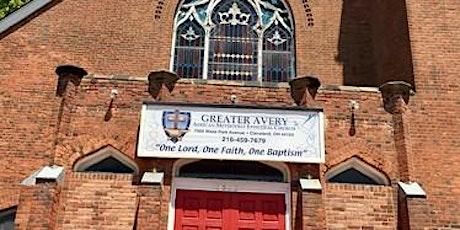 Greater Avery A.M.E Virtual Service & St.John A.M.E Church Virtual Service tickets