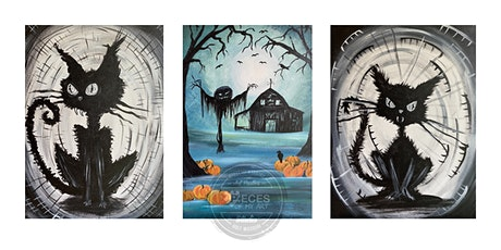Painter's Choice for Halloween tickets