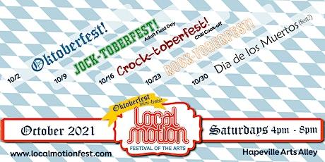 LocalMotion 2021 Oktoberfest mini-fests! tickets