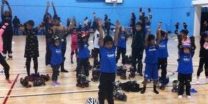 HARROW Learn to Skate- Beginners Class -Session 1-...