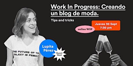 WIP: Creando un blog de moda entradas