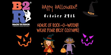 Bach to Rock McLean's House of Rock-O-Ween! tickets