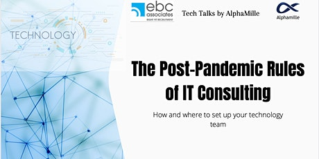 The Post-Pandemic Rules of IT Consulting tickets