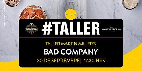 TALLER MARTIN MILLER'S entradas