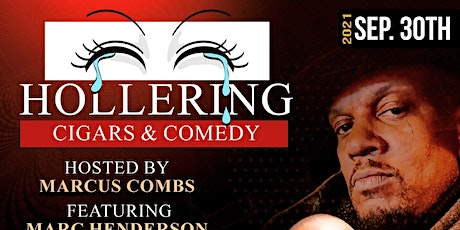 Marcus Combs Presents Cigar And Comedy Night tickets
