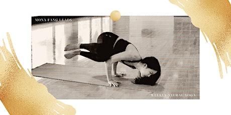 Vinyasa + Yin Yoga (Neural Yoga) tickets