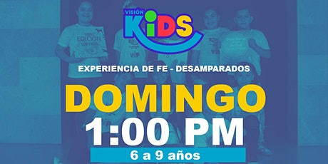 Experiencia de Fe  Kids 1:00pm tickets
