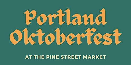 Portland Oktoberfest tickets