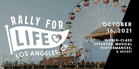 Rally For Life At The Santa Monica Pier tickets