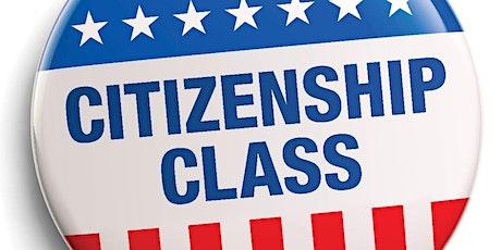 Training - U.S. Citizenship Test tickets