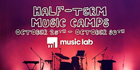 Half-Term Music Camps For Kids! tickets