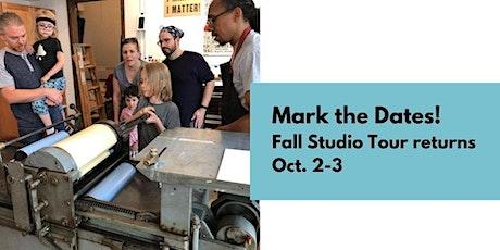 Evanston Made's Fall Studio Tour tickets