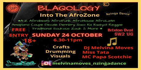 Black History Month - BLAQOLOGY - An Africa & DIaspora Musical  Celebration tickets