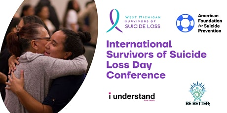 International Survivors of Suicide Loss Day Conference tickets