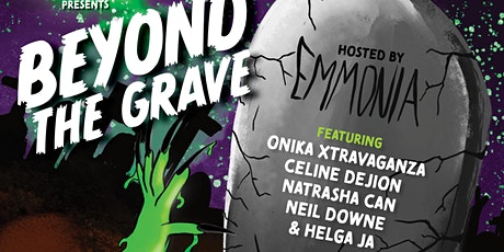 PQ Presents: Beyond the Grave - Drag Takeover tickets
