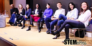 'Meet the Stemettes' in Newcastle - October 2015