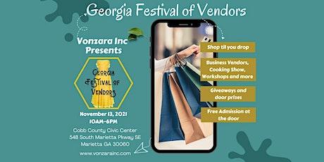 Georgia Festival of Vendors tickets
