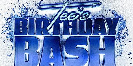 Tee's Birthday Bashh tickets