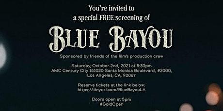 Free Screening of Blue Bayou tickets