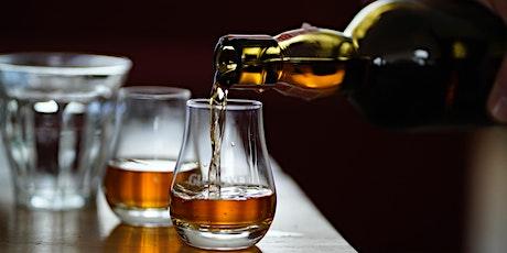 Virtual Whisky Tasting tickets