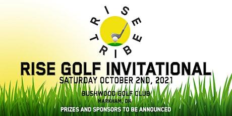 RISE Tribe Golf Invitational tickets