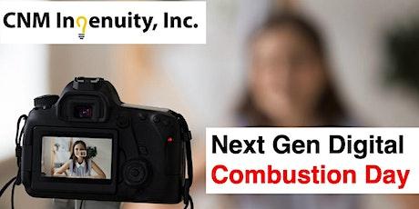 Next Gen Digital Marketer: Content Marketing Combustion Day tickets