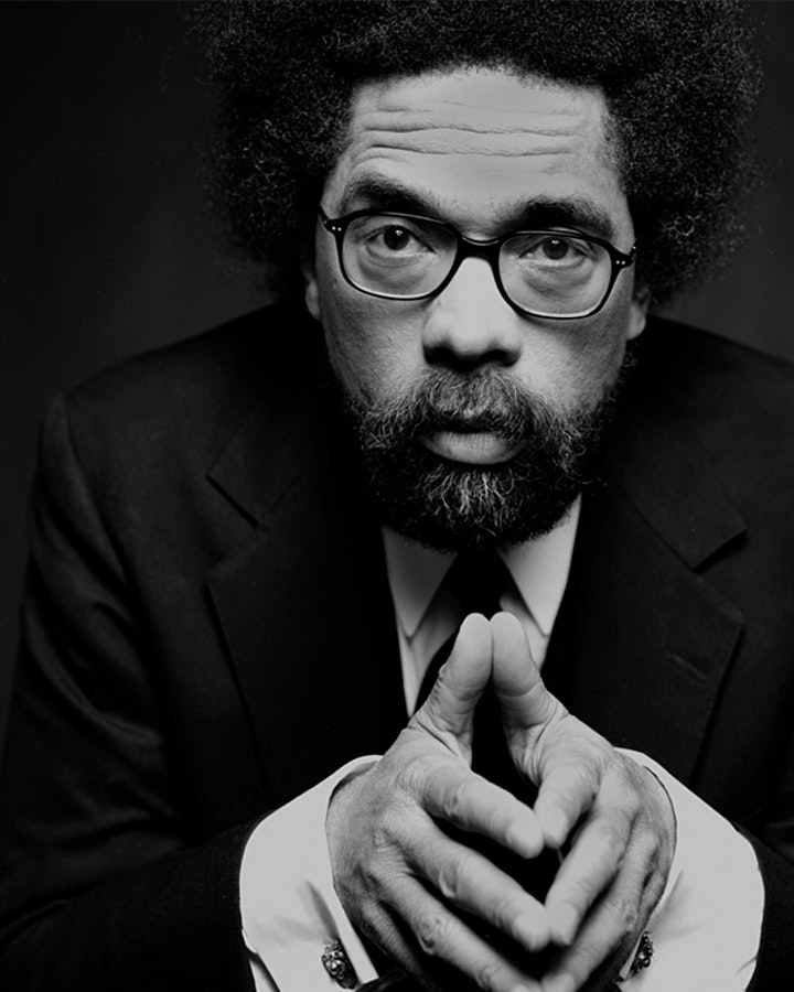 Latino Thought Makers Presents a Conversation with Dr. Cornel West image