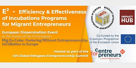 MIG.EN.CUBE International Panel on Migrant Entrepreneurs tickets