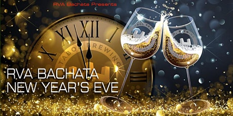 RVA Bachata New Year's Eve 2022 tickets