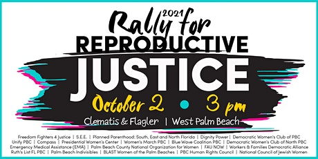 Rally for Reproductive Justice tickets
