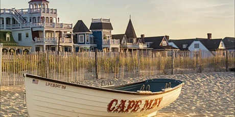American's Historic Seaside Resorts Cape May & Ocean Grove Sketch Event tickets