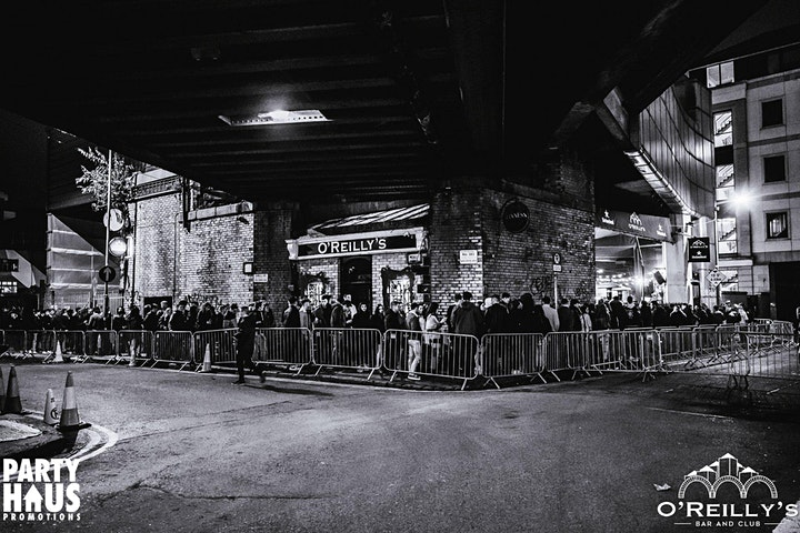 O'Reilly's   Nightlife Re-Opening Weekend   Friday 22nd Oct image
