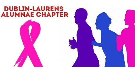 Dublin-Laurens Alumnae Chapter Virtual 3-Mile Walk for the Cure! tickets